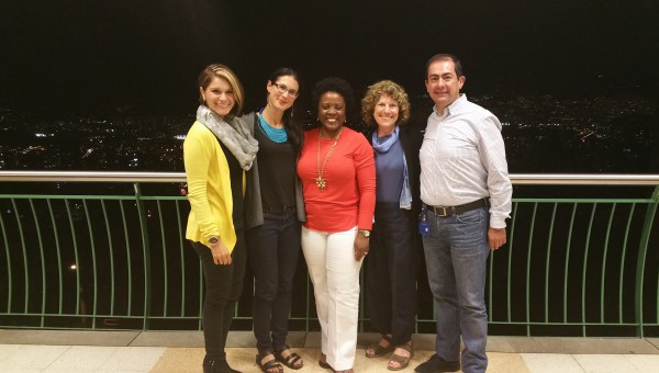 Lassiter Trains Nonprofit Executives in South America, 2015